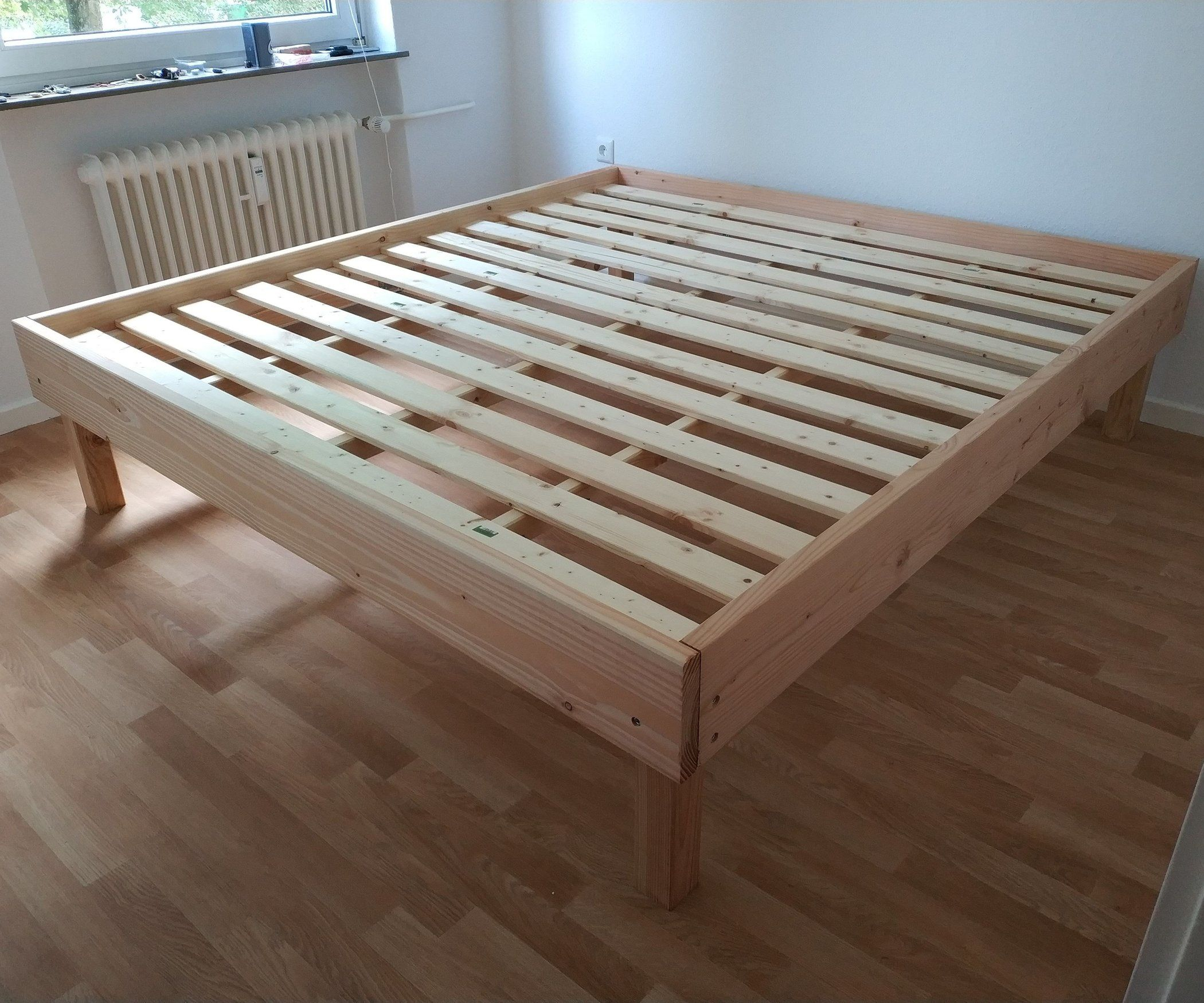Robust And Inexpensive Bed Frame Affordable Bed Frames