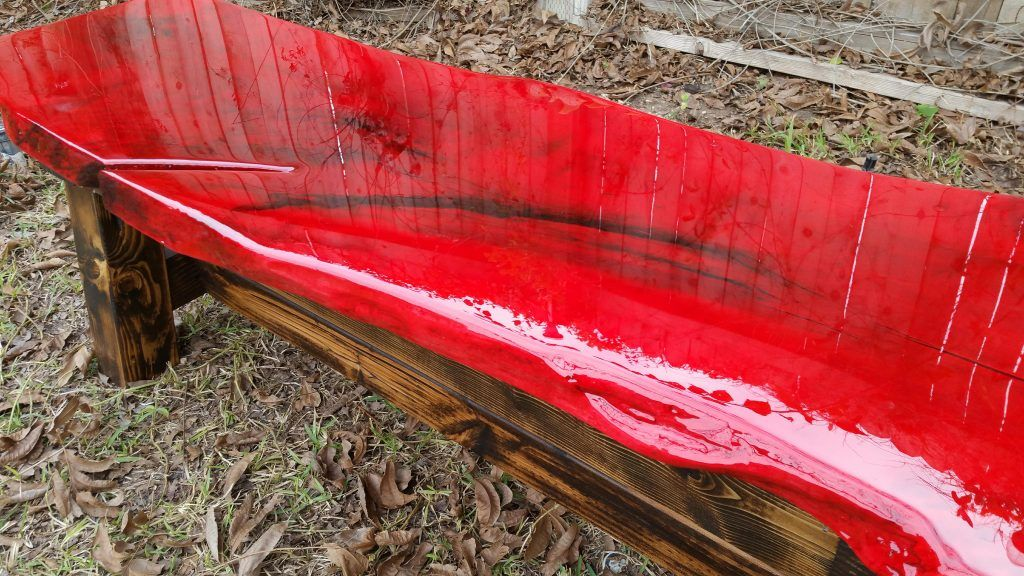 Bright Red Wood Stain Keda Dye Staining Wood Red Wood Stain Wood