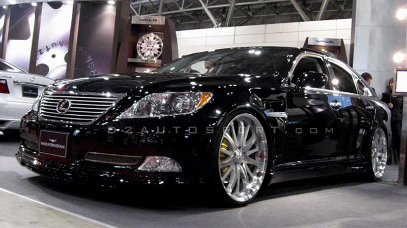 Lexus Ls 460 F Sport Wallpaper | Best Sports Car In The World