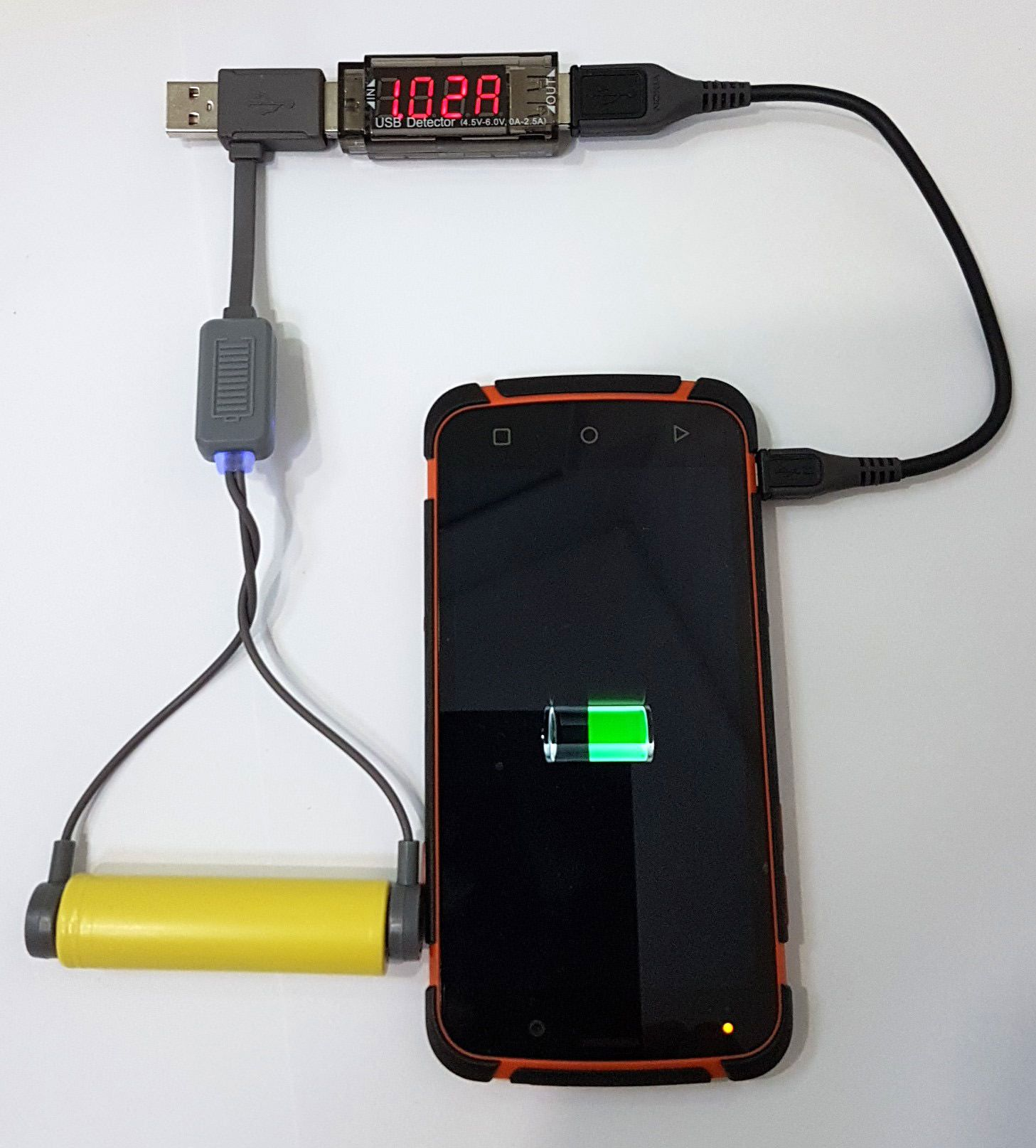 Folomov A1 Charger Also Has Discharging Capability With A1 You Can Use A 18650 To Charge Your Cell Phone Magnetic Charger Battery Charger Powerbank