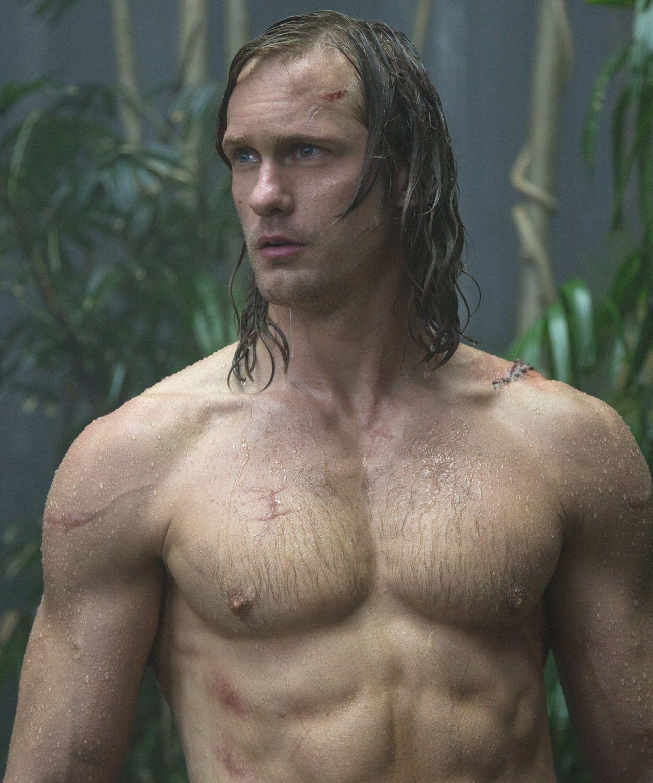 Alexander Skarsgard The Legend Of Tarzan  Alexander -2454
