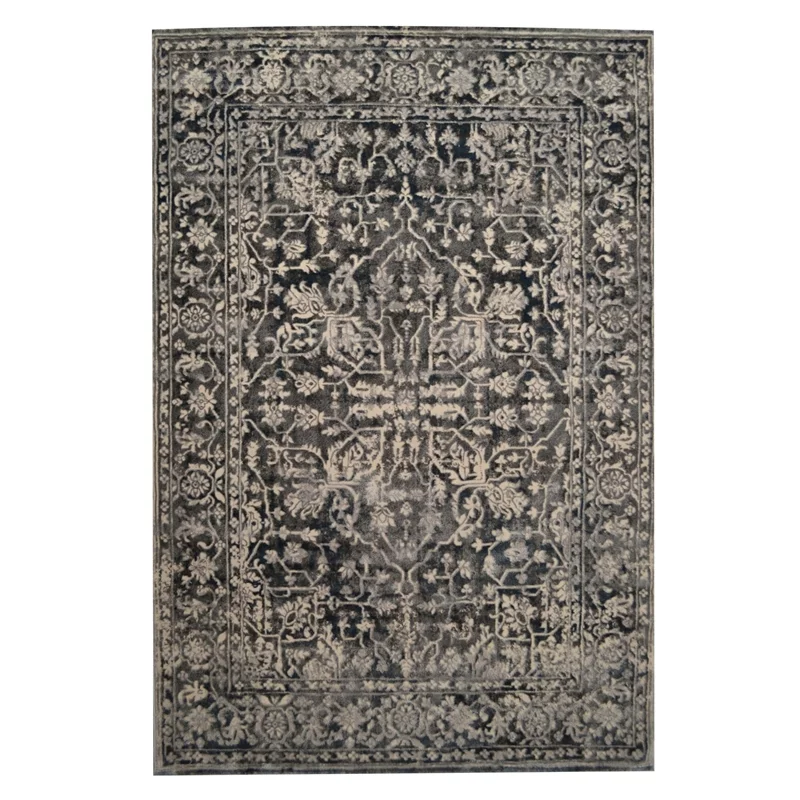 Garcia 160 X 230cm Fusion Grey Rug Bunnings Warehouse Grey Carpets Velvet In 2020 Grey Rugs Rugs Carpet