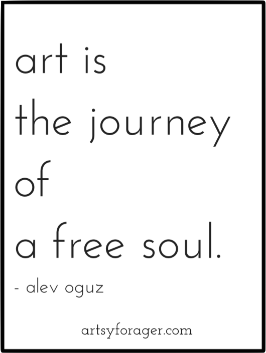 Quotes About Art Best To Express Yourself Through Art Is To Connect With Your Soulwww