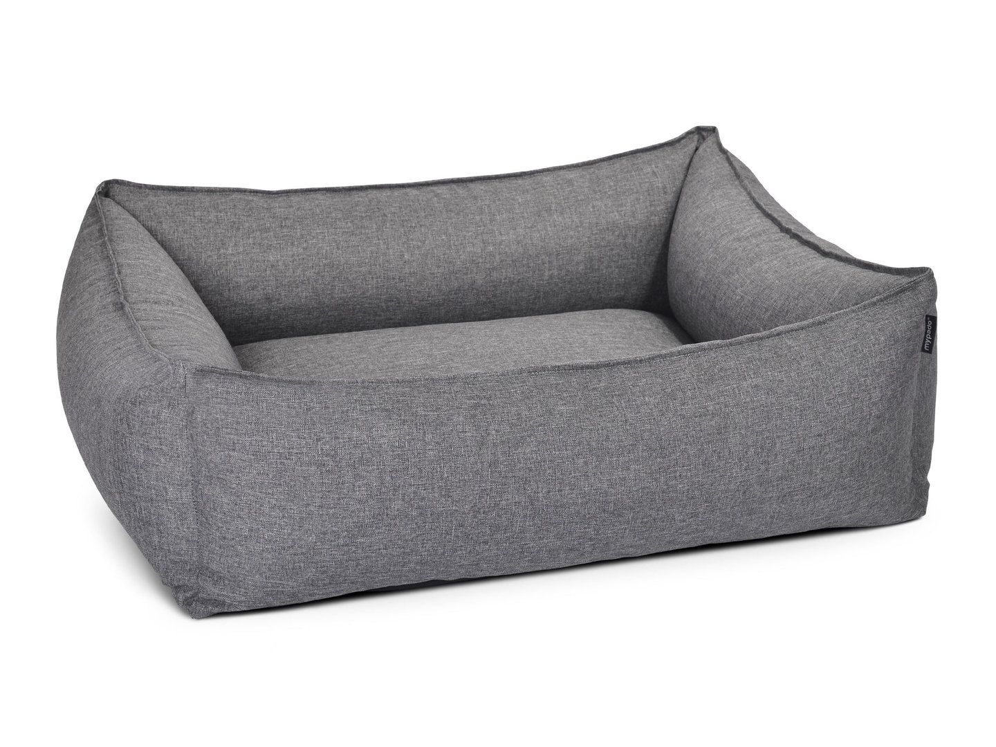 Hundebett Amazon Padsforall Hundebett Dreamcollection Softline Grau Dog Bed