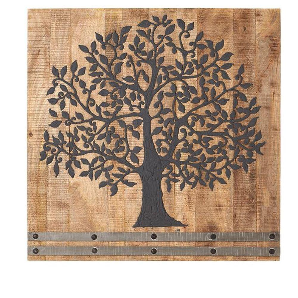 30 In H X 30 In W Arbor Tree Of Life Wall Art 1470310210 The