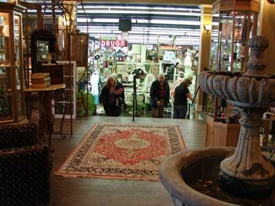 Portland: Antique Shops, Portland, OR - Monticello Antique Marketplace - Monticello Antiques - 8600 SE Stark, Portland Oregon Pinterest