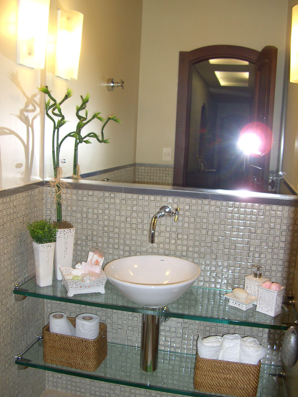 Lavabo By Casabella Interiores Decoracao Banheiro Pequeno