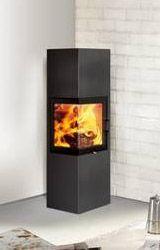kaminofen austroflamm slim 2 0 haus pinterest. Black Bedroom Furniture Sets. Home Design Ideas