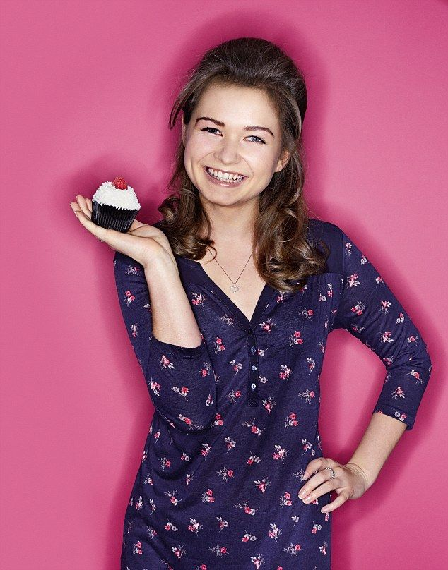 Martha Collison (pictured) has landed her own column in the Waitrose Weekend newspaper al...