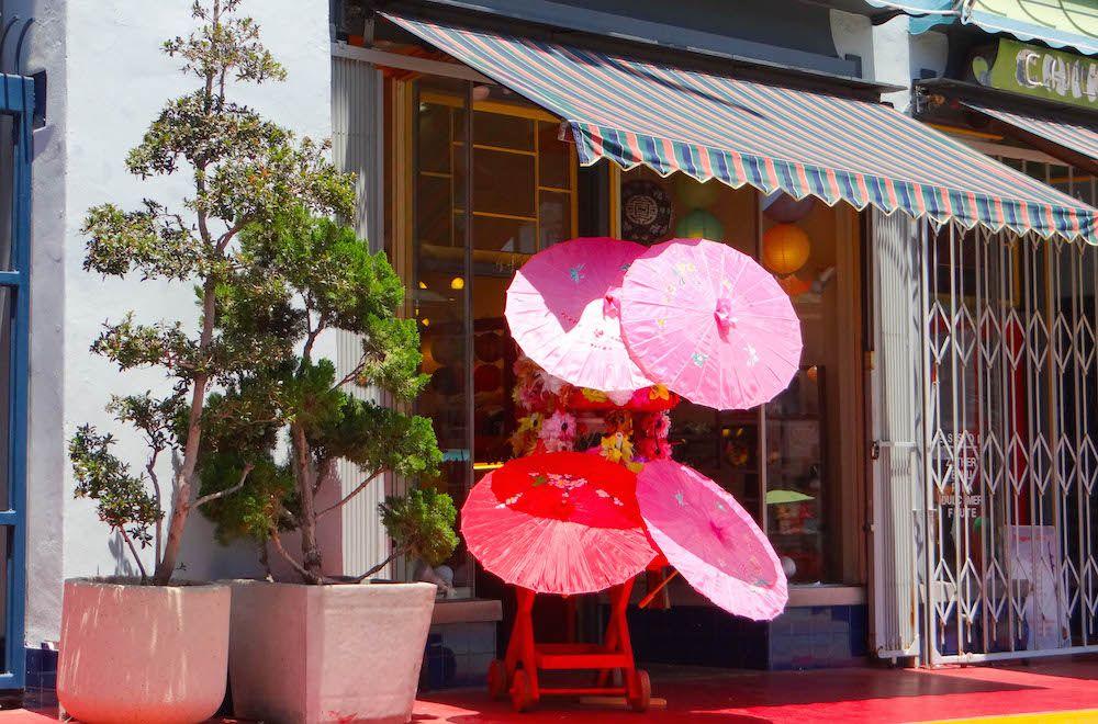 Chinatown Los Angeles California