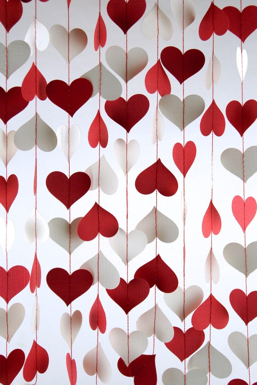 Valentines Day Decor Bridal Shower Baby Shower Party Decorations Birthday Decor Diy Valentines Decorations Valentines Party Valentine S Day Diy