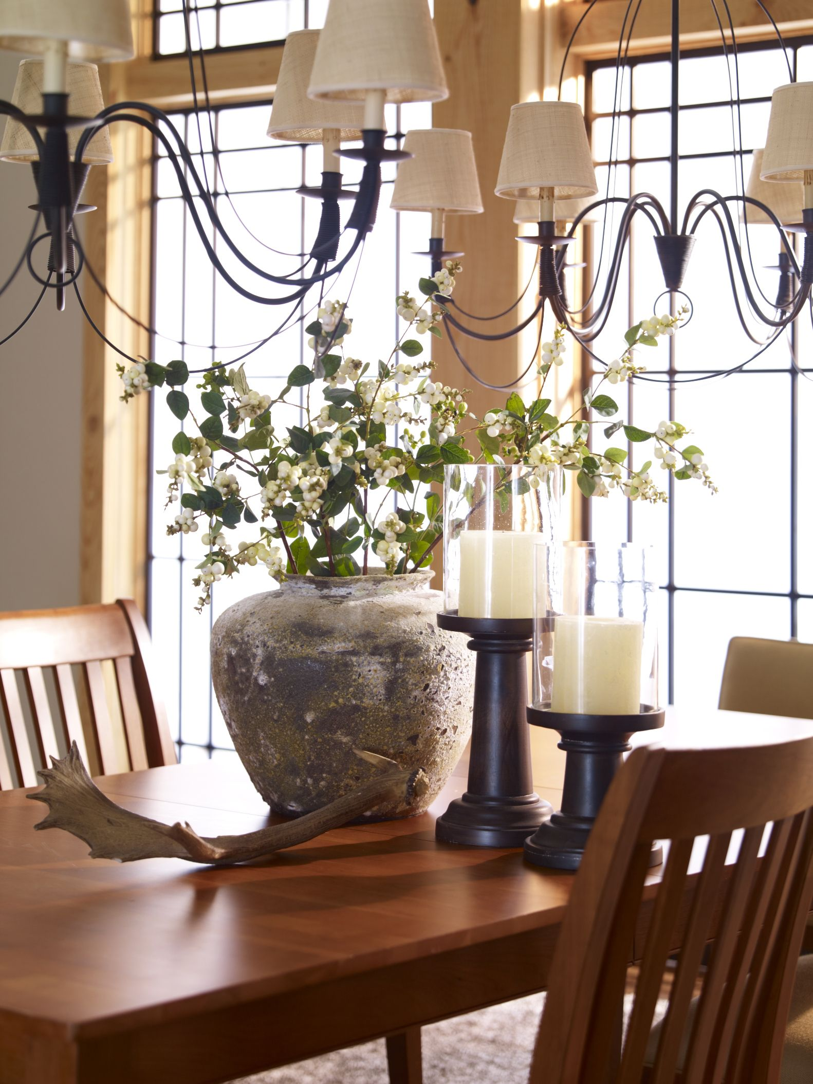 Rowan Teagan Chic Casual Made In Vermont Dining Table In