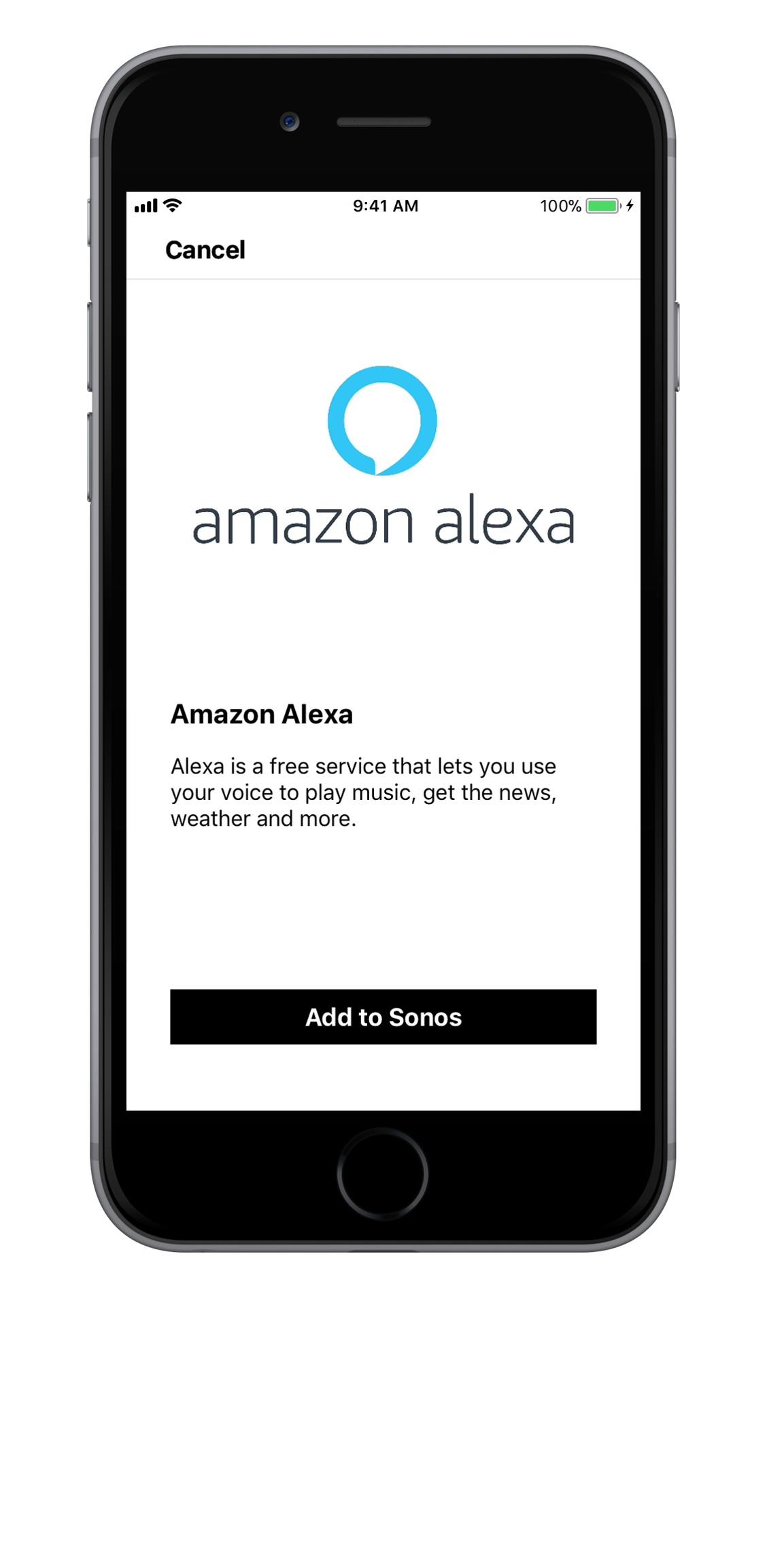 Amazon Alexa Is A Remote Control Device Which Controls The Amazon