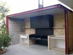 afbeeldingsresultaat voor barbacoas de obra modernas gardening pinterest barbacoa patios and kitchens - Barbacoas De Obra Modernas