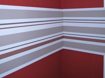 Fliesenspiegel Verkleiden holzplatte tapezieren hausideen holzplatte