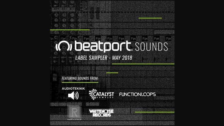 Free beatport sounds label sampler may 2018 is launched
