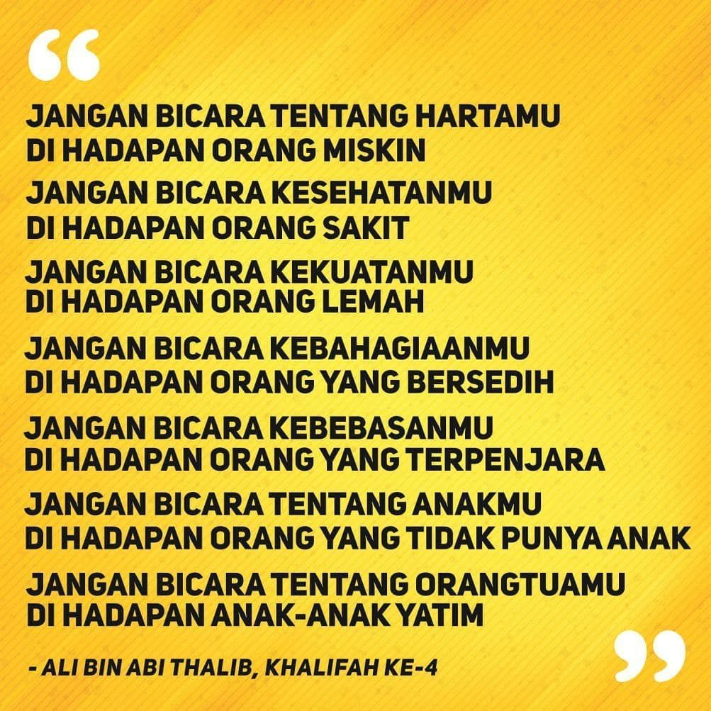 You Searched For Kata Bijak Ali Bin Abi Thalib Pabrik Kata Ali Quotes Ali Bin Abi Thalib Islamic Quotes