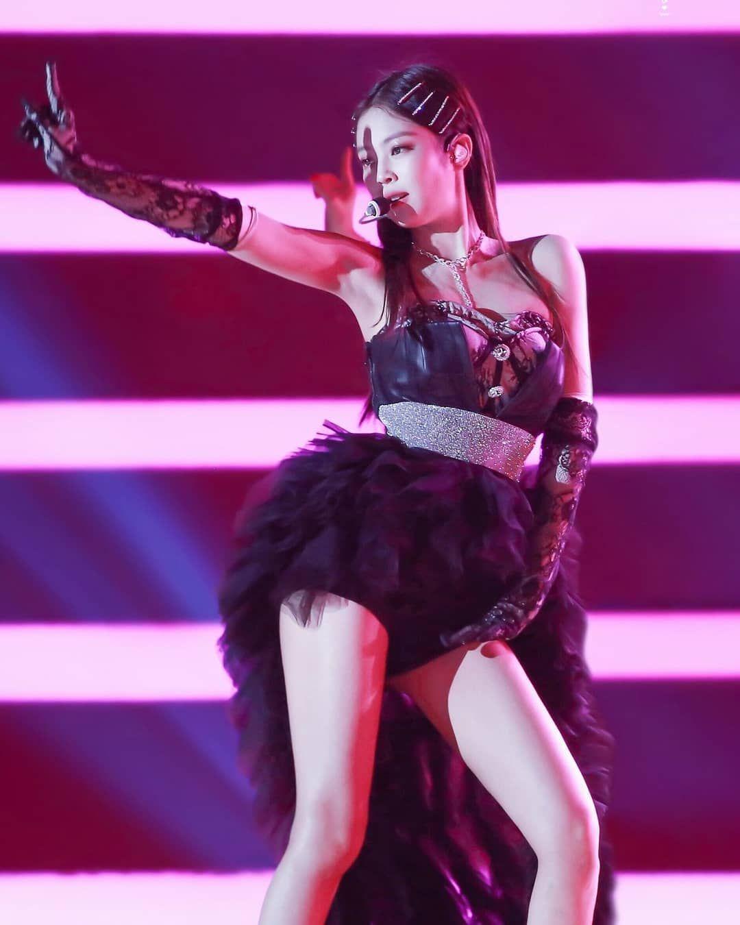 Best K Pop Idol Body J 2018 Sbs Gayo Daejun Hq For More Starjendeukie Tag B Blackpink Jennie Black Pink Kpop Kpop Girls