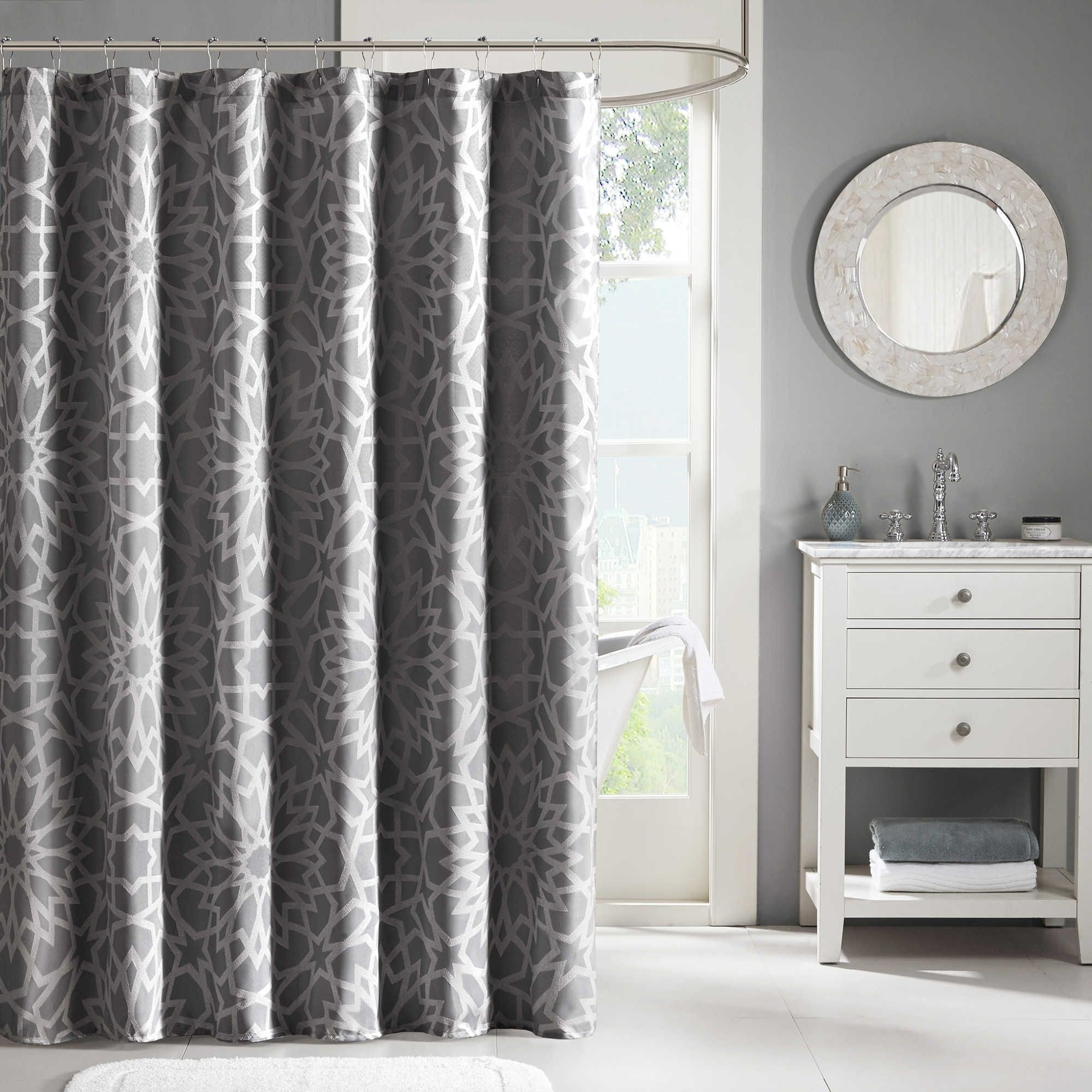 Best Of 76 Inch Long Shower Curtain