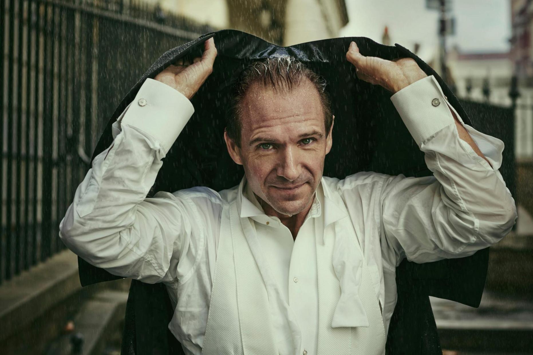 Ralph Fiennes (born 1962) Ralph Fiennes (born 1962) new photo