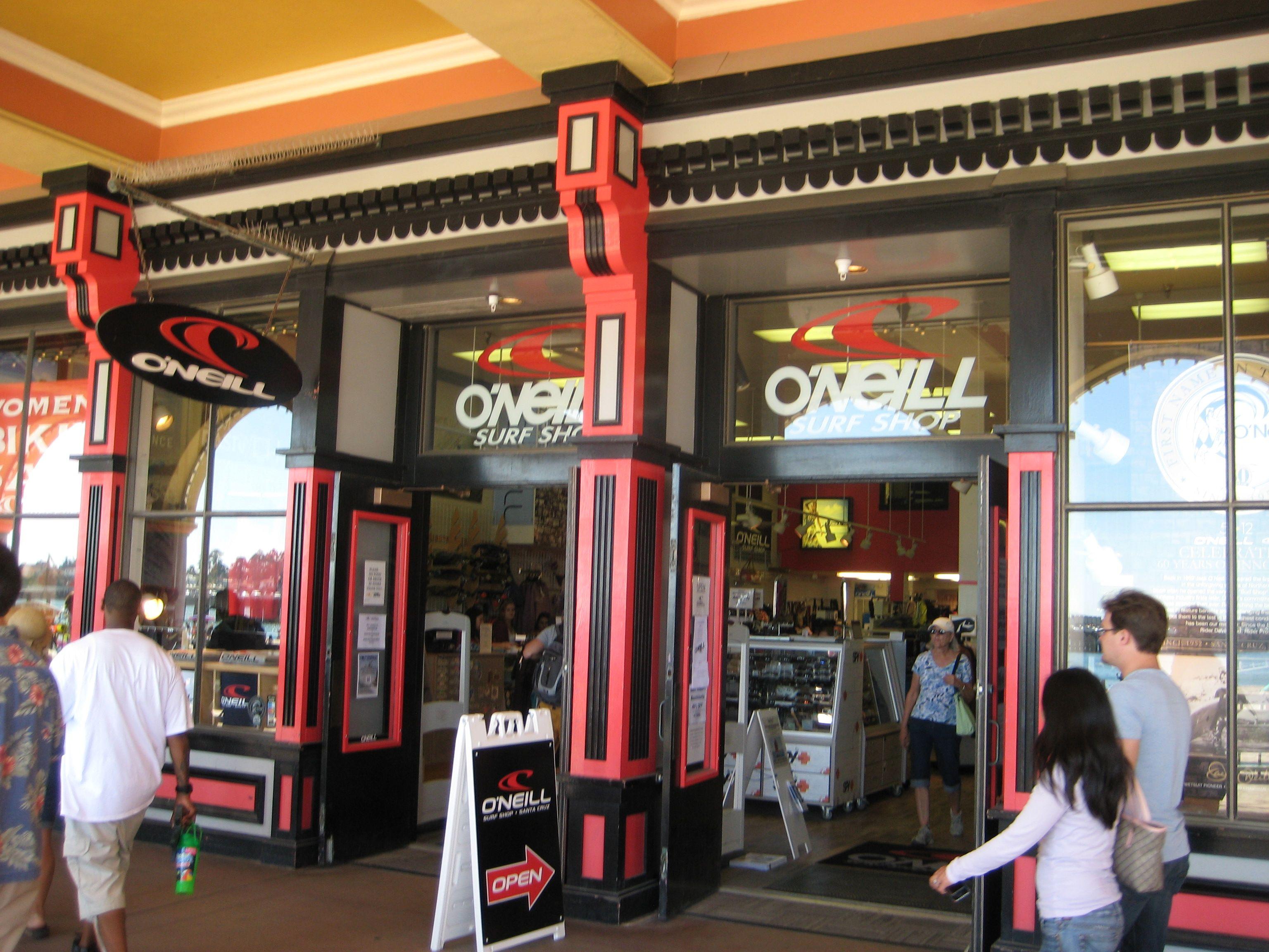 Cruz O'neill Shop Cruz Boardwalk Santa Surf tw4w0qf