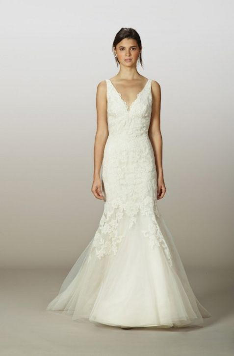 Jamie Spears Wedding Dress