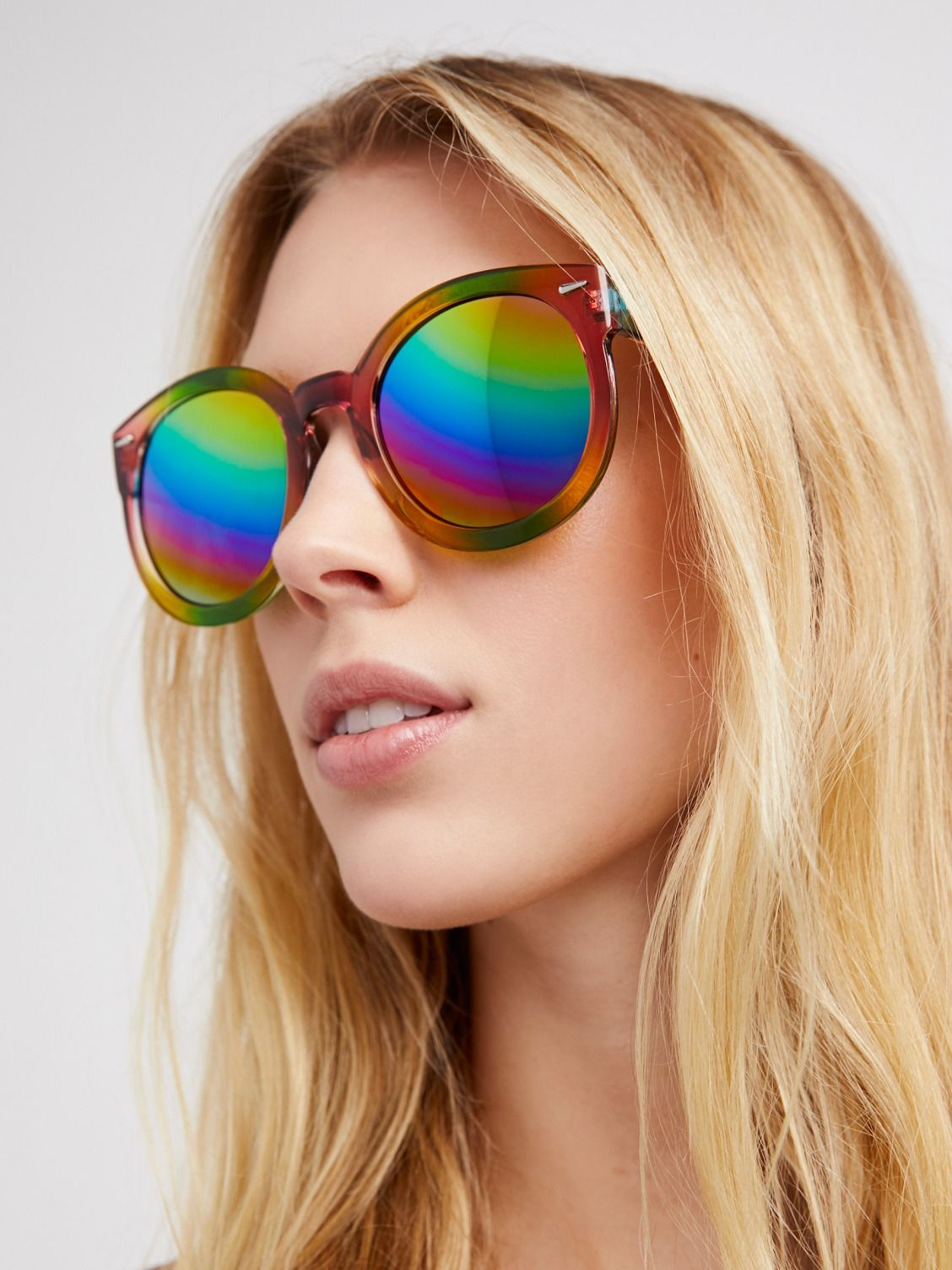 3af5fc7c61c Double Rainbow Sunglasses at Free People Clothing Boutique