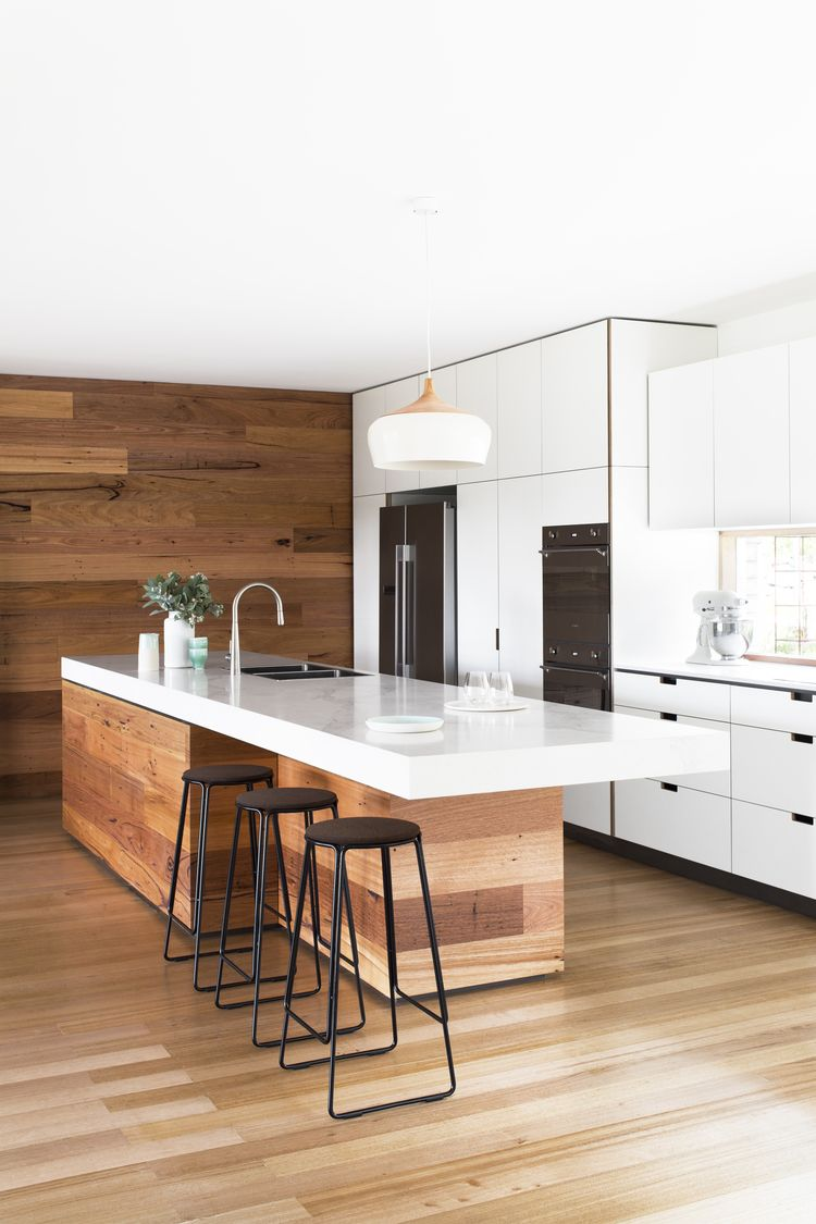 Designing A Kitchen In This Style Is A Great Idea Because You Will Get A  Super Functional And Elegant ...
