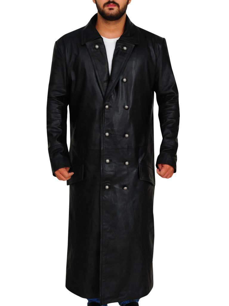 German Officer Trench Coat  924add212