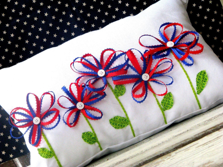 Memorial Day Pillow