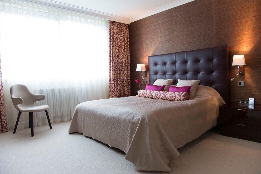 25 Hotel Inspiriert Schlafzimmer Ideen für Luxuriöse Nuance ...