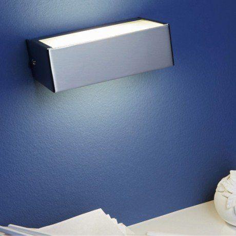 Applique Luban 1 x 100 W métal chromé INSPIRE maison