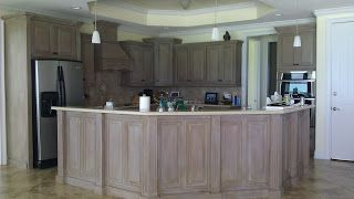 Best Awesome Driftwood Finish Kitchen Cabinets Driftwood 400 x 300