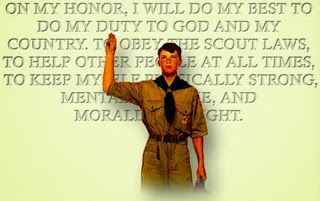 what is boy scouting