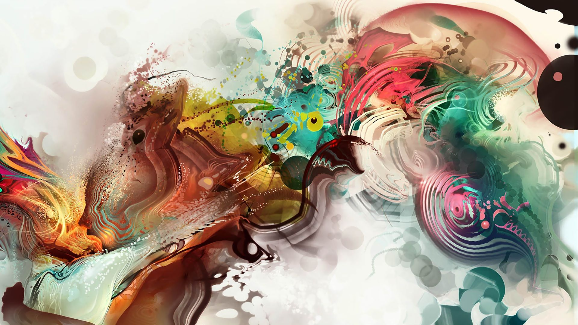 Artistic Abstract Wallpaper Full HD #m0d 1920x1080 Px 592