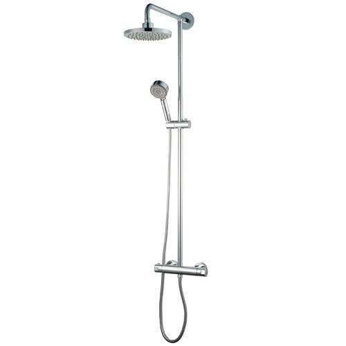 Regendouche set Kosmos pro 2000 chroom<br /> <br /> Regendouche set Kosmos pro 2000 , DE koning onder de regendouche's.<br /> Voordelig en luxe, wat kunt u zich nog meer wensen in de badkamer!