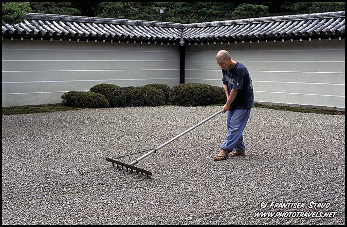 Buddhist Zen Garden Rejig Home Design