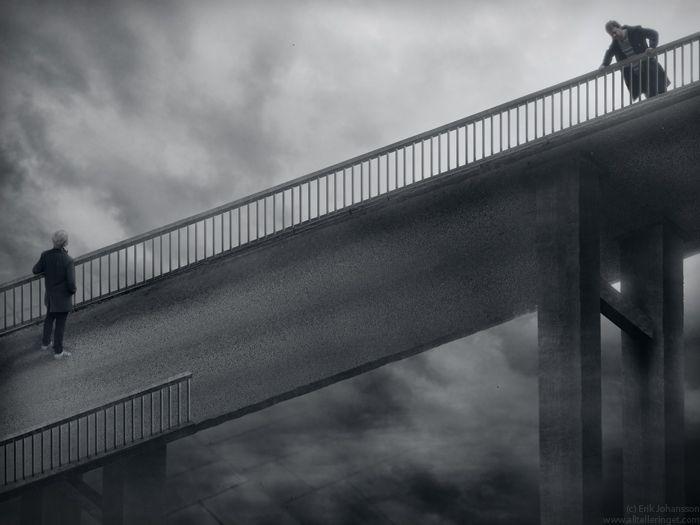 Downside of the upside - Erik Johansson