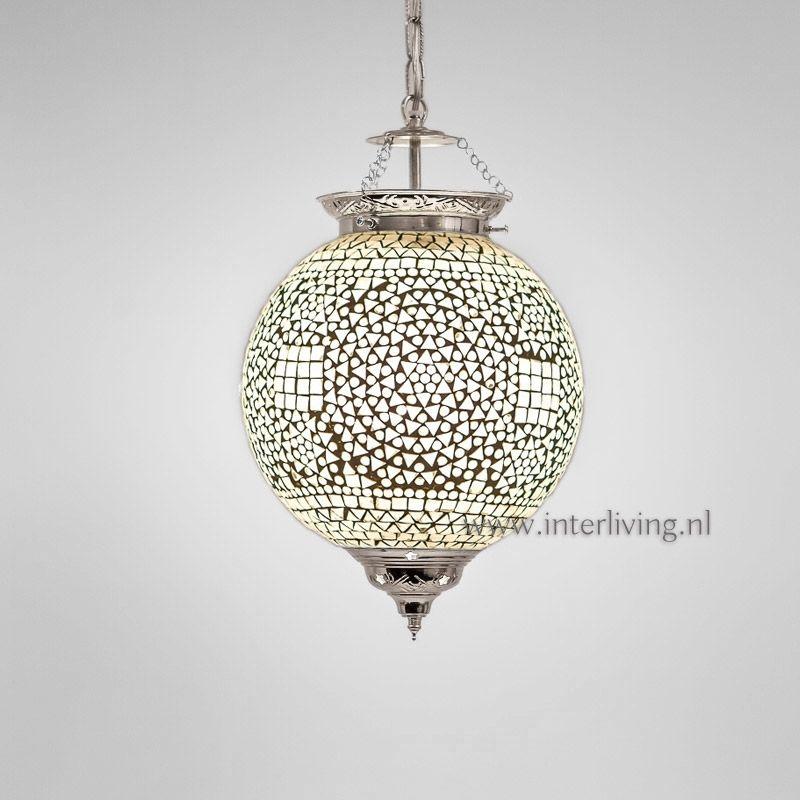 Oosterse Lampen Kopen In De Webshop Glasmozaiek En Filigrain