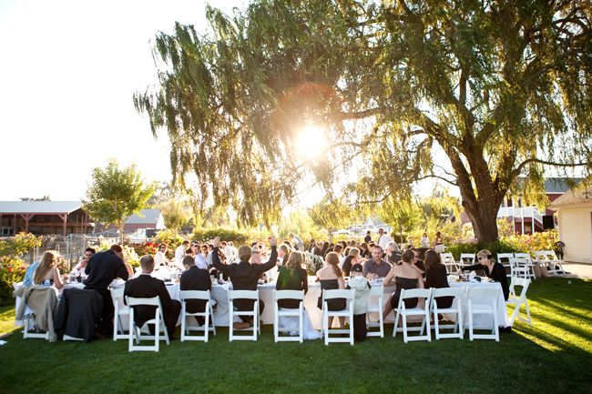 Beautiful Sonoma Budget Wedding