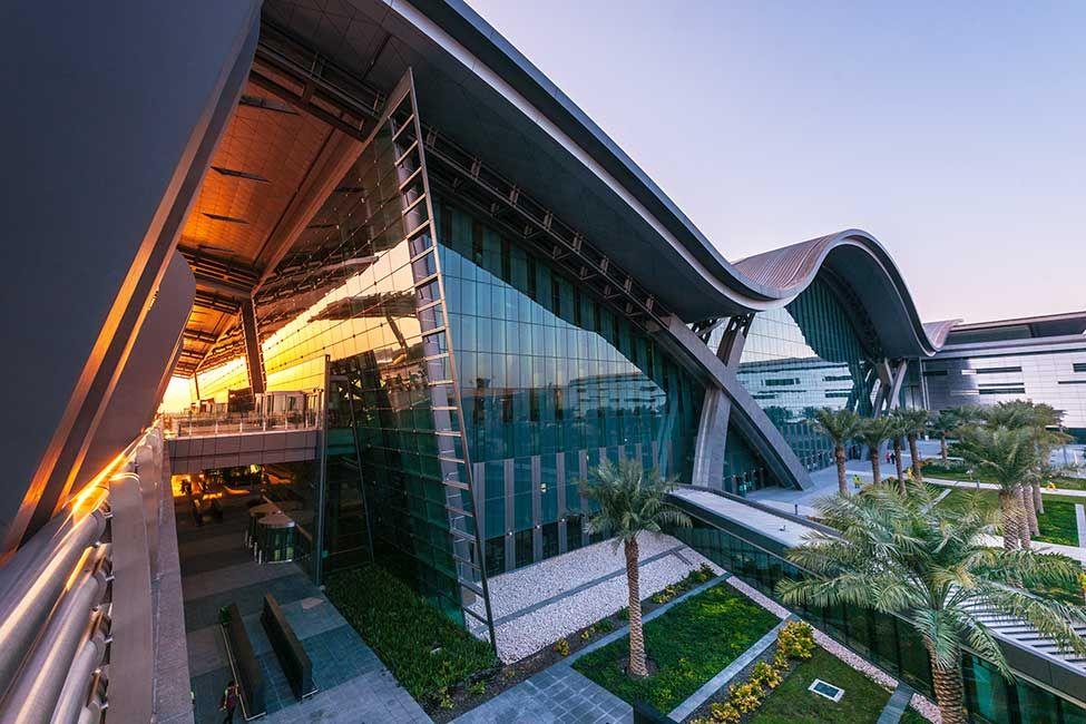 Aeroporto Hamad : Hamad international airport doha enrich every step of