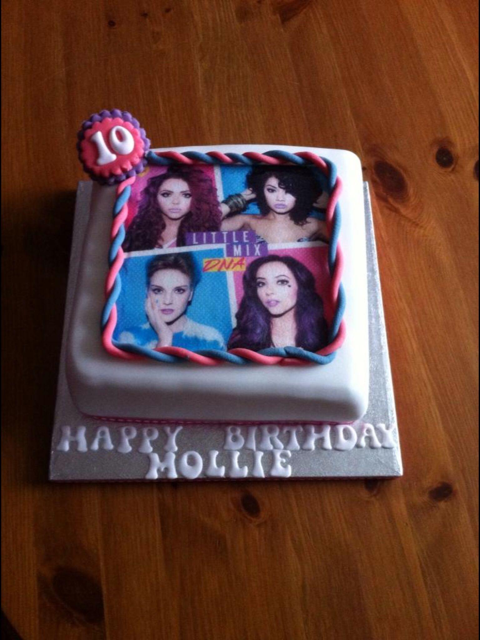 Little Mix Cake