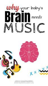 Music has many benefits including supporting your baby39s brain development it helps you Music has many benefits including supporting your babys brain development it help...