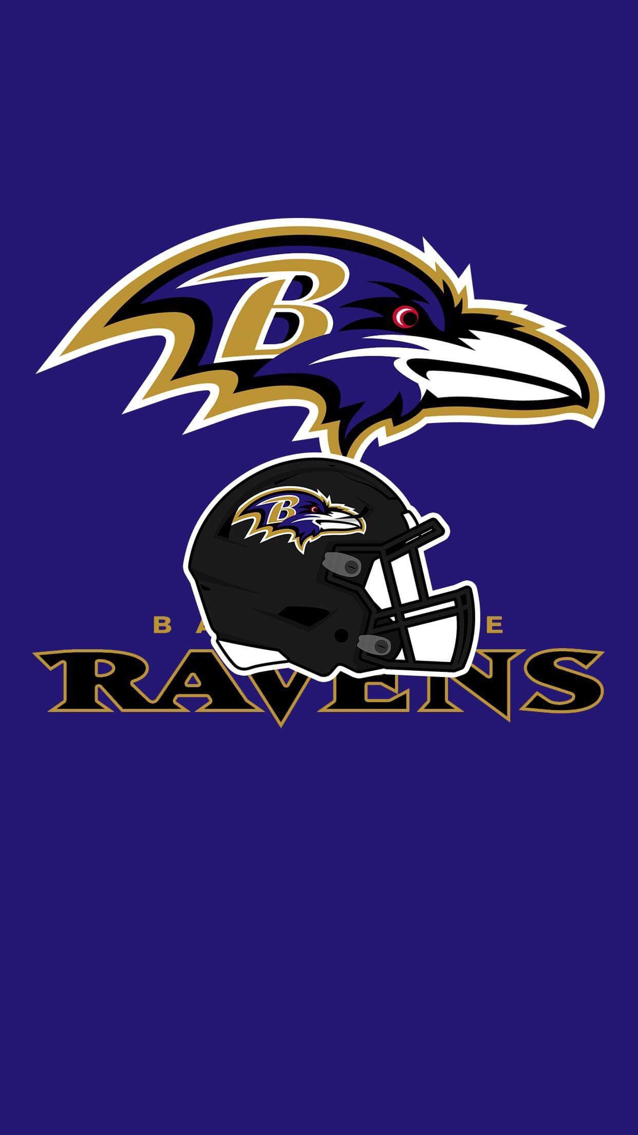 Pin by James DeBaggis on NFL logos Ravens football, Nfl