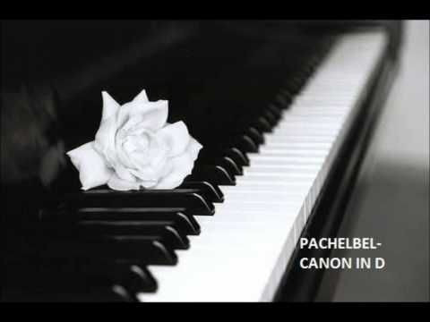 Pachelbel Canon In D Best Piano Version Walking Down The Aisle To