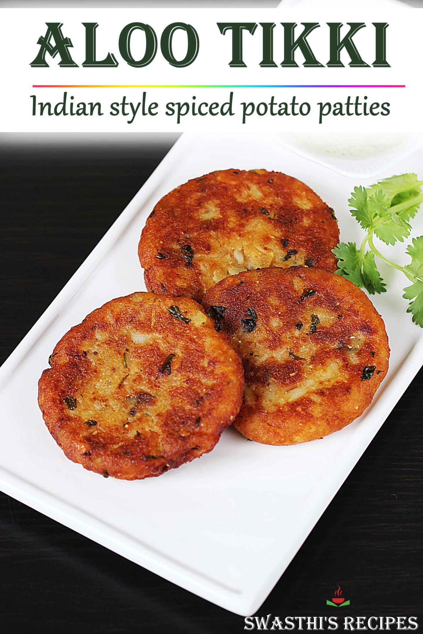 Aloo Tikki How To Make Aloo Tikki Crispy Alu Tikki Recipe Video Recipe Video In 2020 Recipes Chaat Recipe Breakfast Recipes Indian