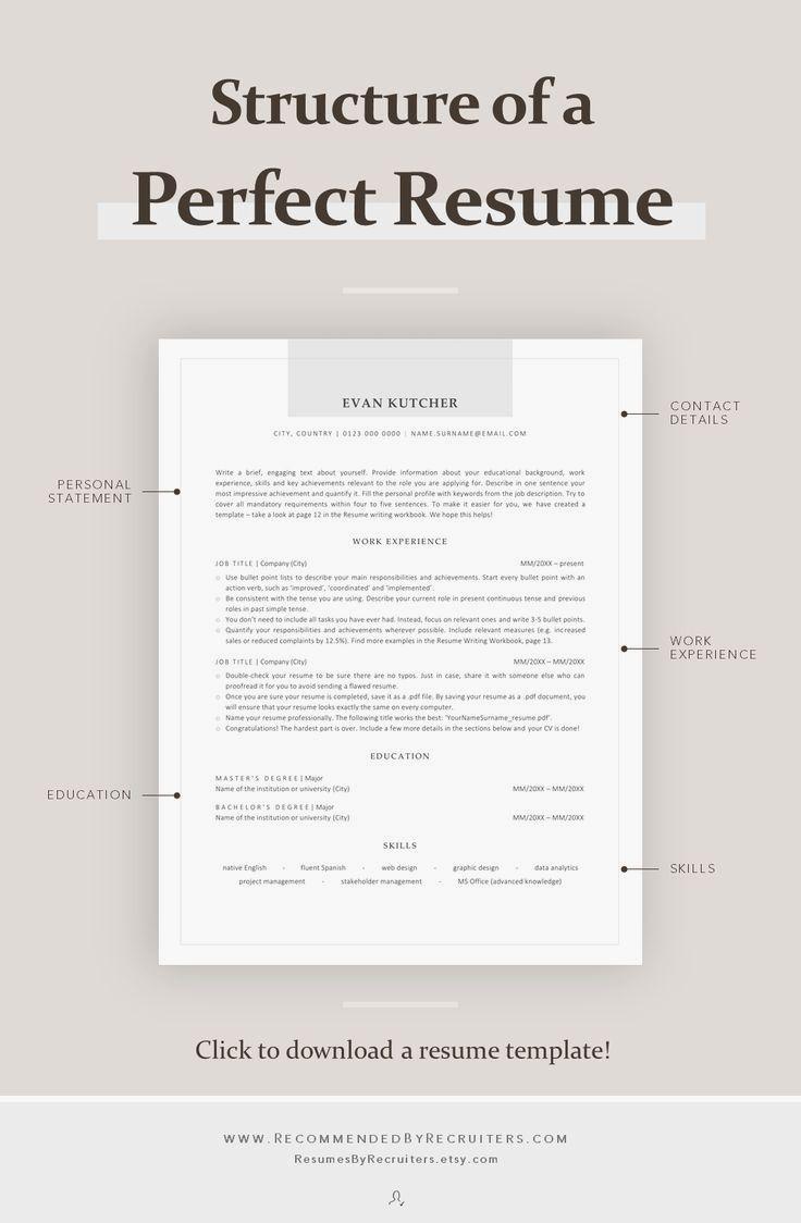 29 important resume tips in 2020 resume tips resume