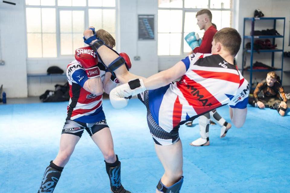 Heavy Duty Fight Management, UKMMAF 2016 team kit supplied by Heavy Duty Fight Gear Ltd