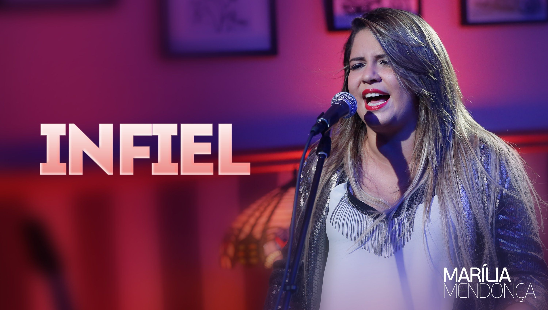 Marilia Mendonca Infiel Video Oficial Do Dvd Musica Marilia