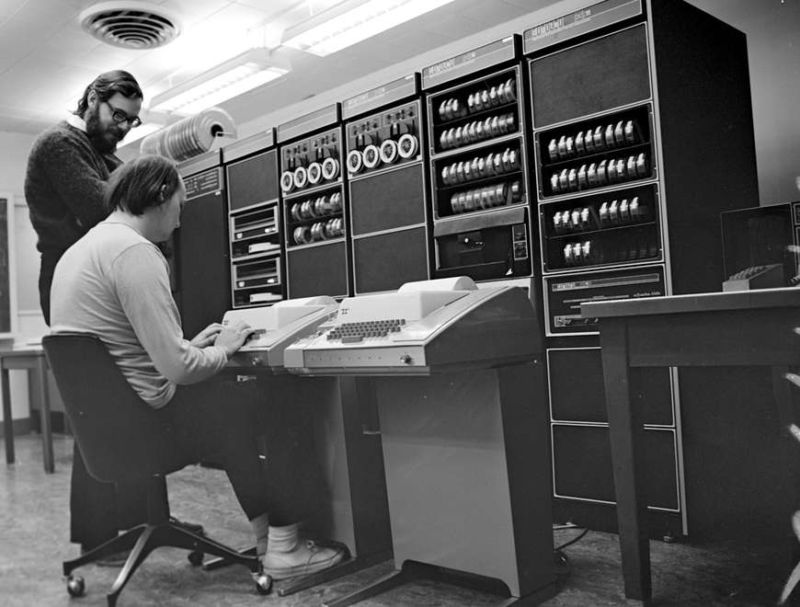 Unix at 50 How the OS that powered smartphones started